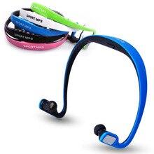 Sport Earphones Headsets Portable TF Card Headphones + FM Radio Headset Stereo Music MP3 Player