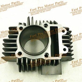 YX 160CC cuerpo del cilindro del Motor dirt pit bike Kayo Apollo X Motor Yinxiang 160 piezas de repuesto del Motor