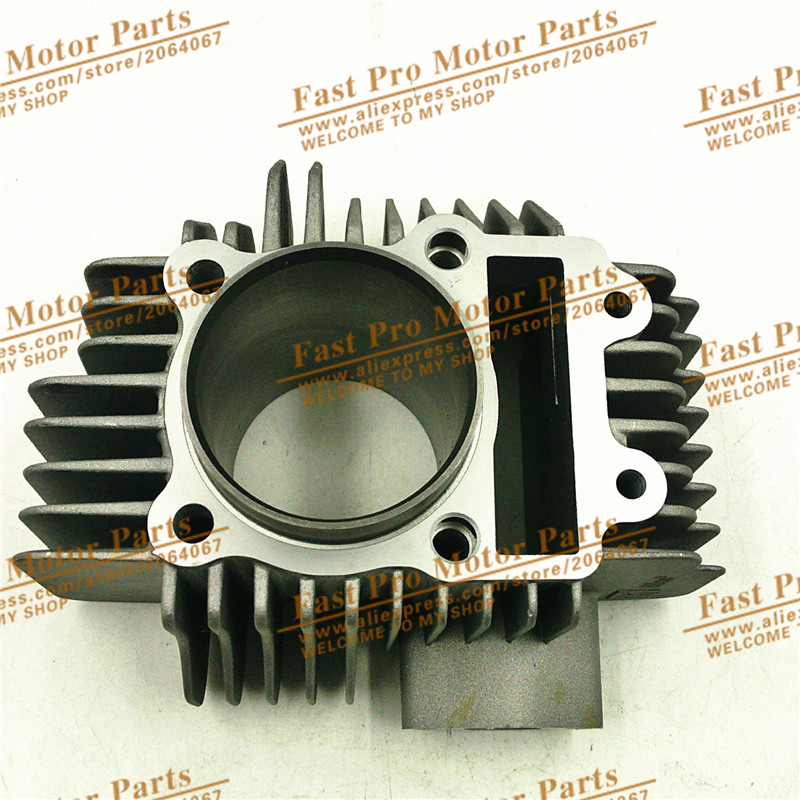 YX 160CC Engine Cylinder body dirt pit bike Kayo Apollo X Motor Yinxiang 160 Engine Spare Parts yinxiang yx140 140cc engine clutch assembly yx 140 oil cooled engine parts chinese kayo apollo bse xmotos dirt bike pit bike