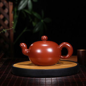 Wholesale manufacturers selling yixing teapot recommended all hand famous tea dahongpao a single bead pot of sale