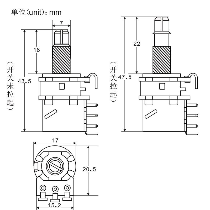 b250k push pull wiring diagram schematic diagrampush pull b250k  potentiometer wiring diagram wiring diagram push pull