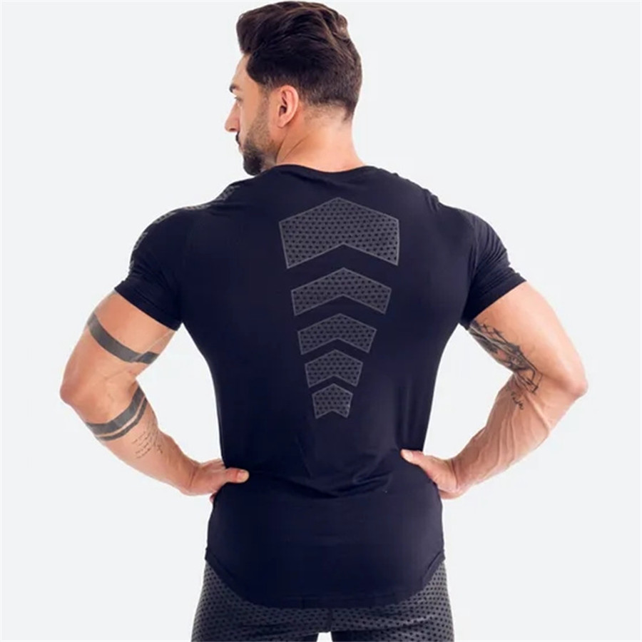 Men Workout Shirt 80