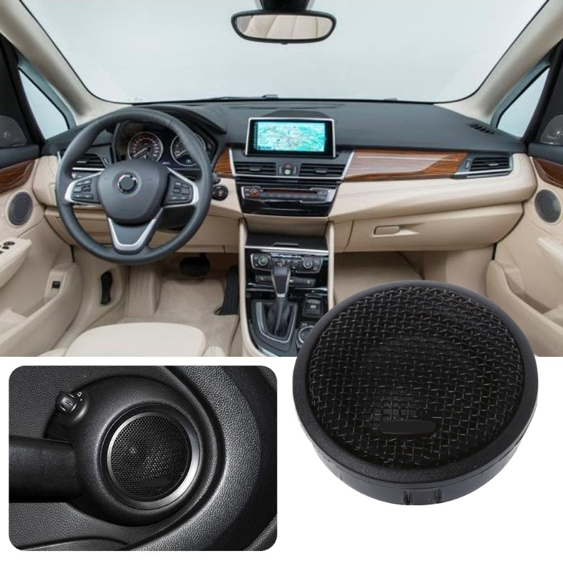 car-styling 1 Pair Car Stereo Audio