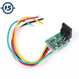 12-18V LCD Universal Power Supply Board Module Switch Tube 300V For LCD Display TV Maintenance Modulador(China)