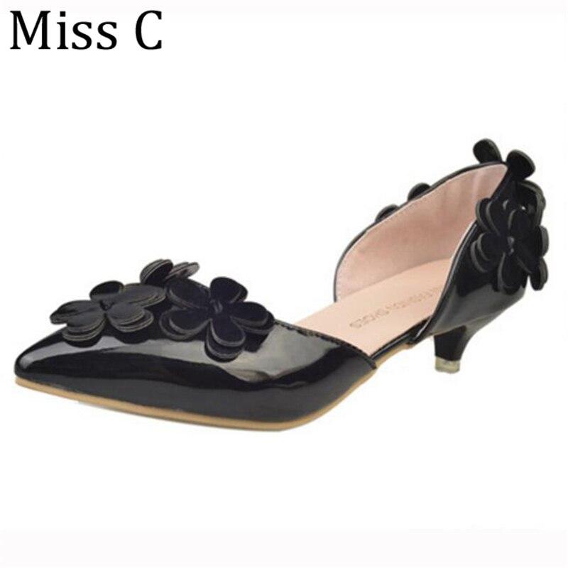 Online Get Cheap Kitten Heel Shoes for Women -Aliexpress.com