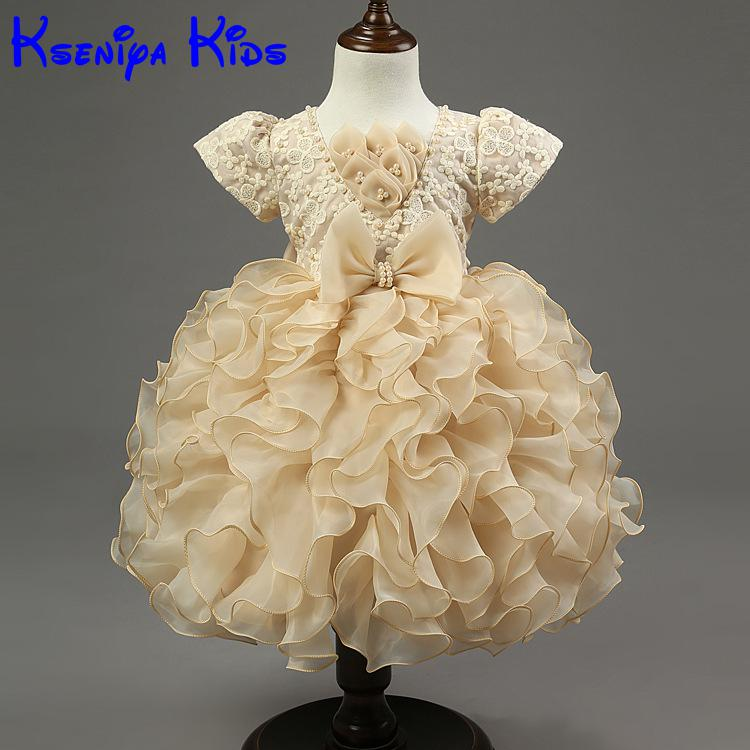 Kids Chiffon Dresses For Girls 201 New Fashion Colorful Princess Tutu Dresses For Toddlers Kids Party Dress Kids Gown Design