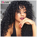 Mink 360 Lace Front Wigs With Baby Hair Brazilian 180% Deep Wave Full Lace Human Hair Wigs For Black Women With Natural Hairline