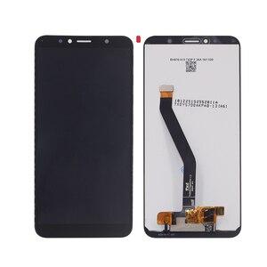 """Image 2 - 5.7 """"per Huawei Honor 7A pro AUM L29 Aum L41 Display LCD di Tocco digitale dello schermo di ricambio con cornice parti di riparazione"""