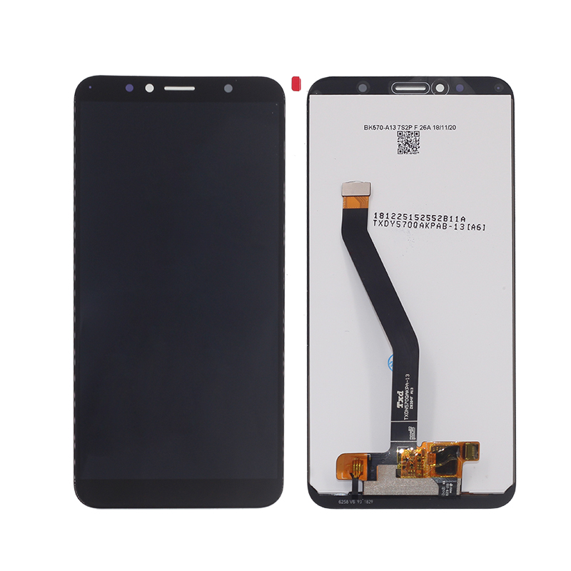 "Image 2 - New 5.7"" for Huawei Honor 7A pro AUM L29 Aum L41 LCD + touch screen display digitizer with frame screen repair parts +Free tools-in Mobile Phone LCD Screens from Cellphones & Telecommunications"
