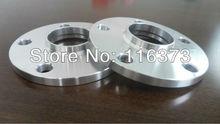"""15mm 2 peças 5×114.3mm/5×4.5 """"billet HubCentric Espaçadores de Roda 64.1mm hub furo para CR-V"""