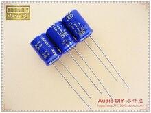 30 ШТ. Япония Химическая BP 1.2 мкФ/63 В 10 меди фут аудио с неполярный электролитический конденсатор (от имени 1 мкФ) бесплатная доставка