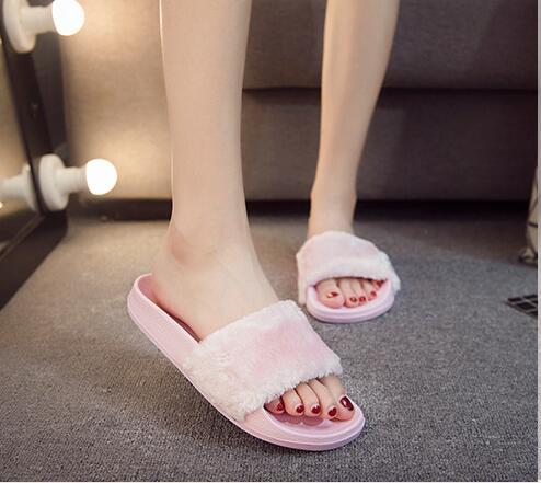 De Mujer Con Sandalias Diseñador 2017 Goma Moda Adulto Zapatos Plana Zapatillas wEAWdq