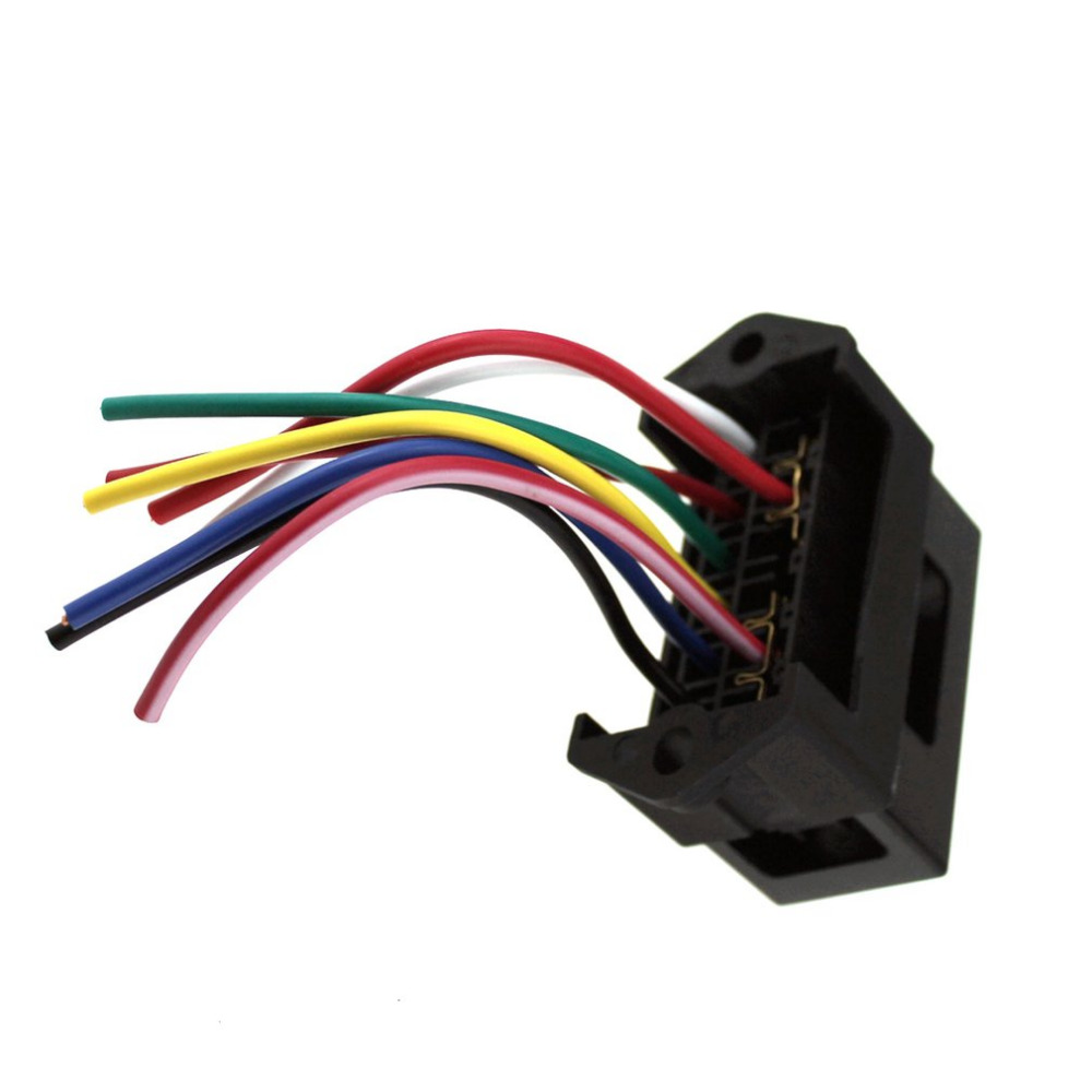 Catuo 8 Way 2 Input Wire Automobile Electric Devices Block Holder Wiring For Boat Circuit Car Bus Trailers Atc Ato Blade Fuse Box In Fuses From Automobiles