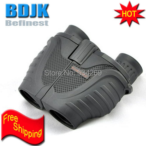 8X25mm Mini Folding Binoculars Telescope 375ft Fieldof View with Tripod Adaptor Free Shipping 10x25mm mini folding binoculars telescope 101m fieldof view with tripod adaptor free shipping