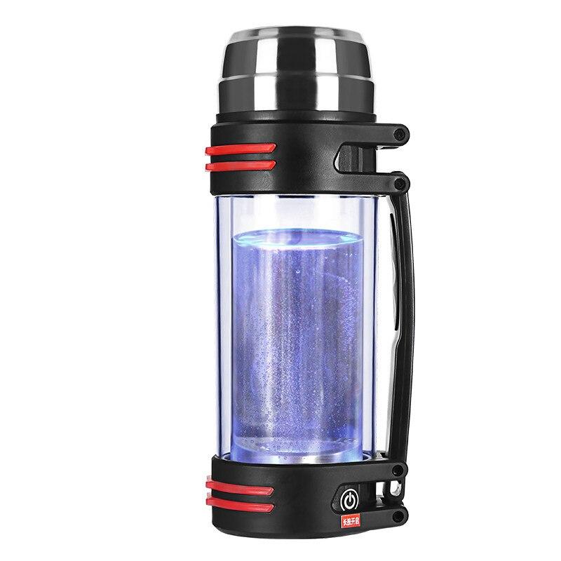 1.5L Famiglia Ricca di Idrogeno Bollitore Idrogeno Generatore di Acqua di Acqua lonizer Alcalina Anti-aging Anti-fatica Tazza Sano