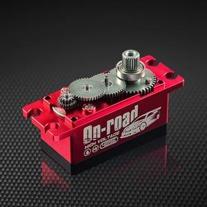 Image 4 - PowerHD Digital High Voltage RC servo L 12HV 12KG for 1:10 Buggy RC Car On Road