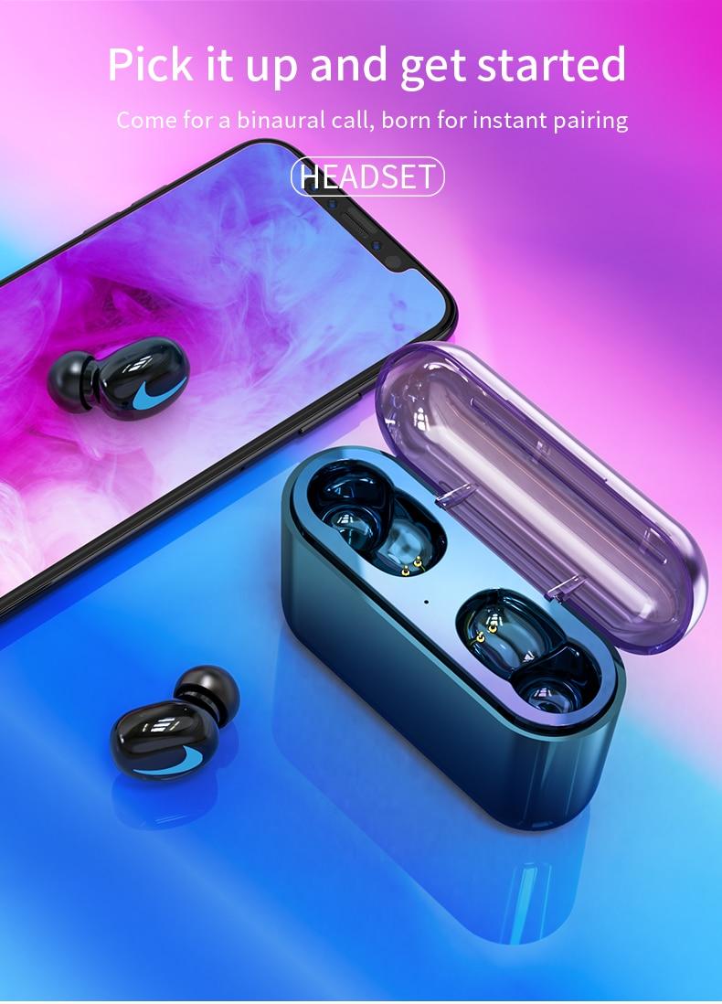 Q32 Bluetooth Earphones | Cornmi