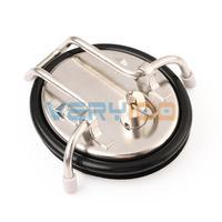 New Stainless Steel Beer Keg Replacement Lid Ball Lock Cornelius Style Homebrew Tool