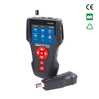 Free shipping Noyafa NF 8601A Multipurpose digital Cable Tracker for Length test Ping & POE tester