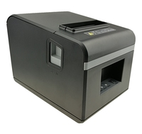 Free Shipping 80mm Thermal Receipt Printer XP 200 Automatic Cutting Machine Printing Speed USB Interface 200