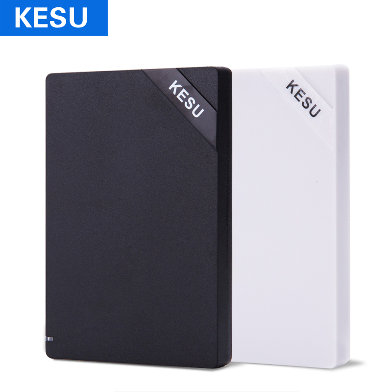 KESU 2.5 Slim Portable External 1TB 2TB Storage Hard Drive High Speed USB3.0 HDD for Xbox One/Xbox 360/PS4/PC/Mac цена