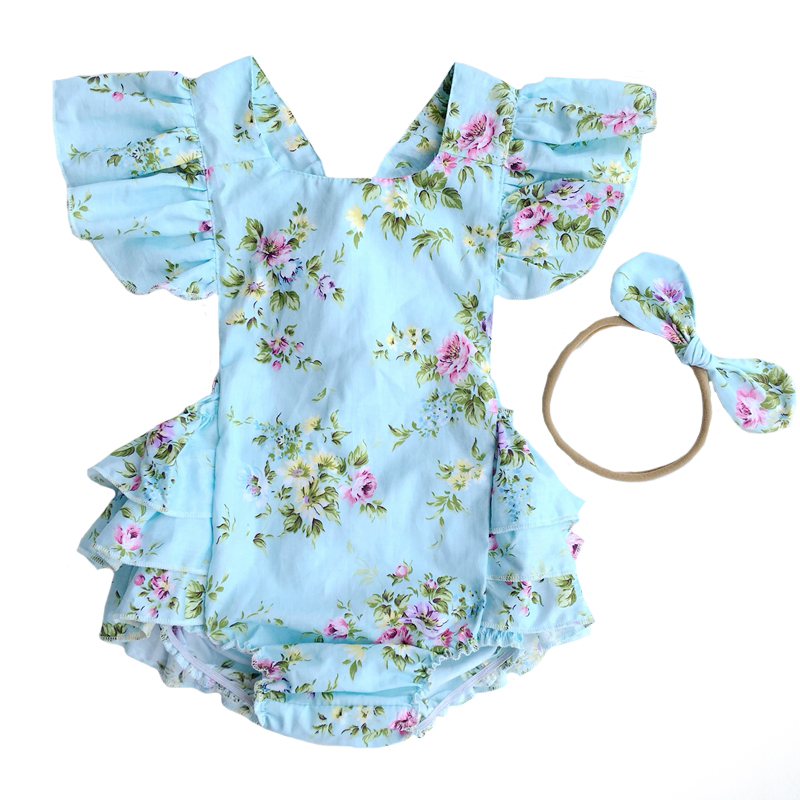 New Arrival Baby Toddler Summer Boutiques Baby Girls