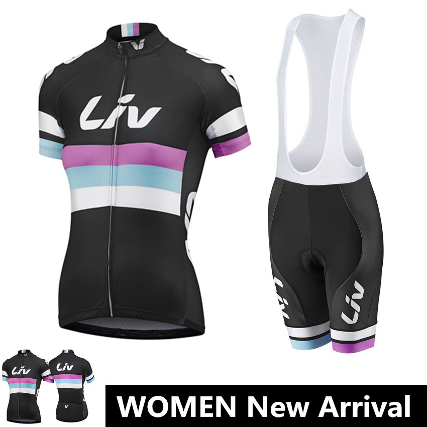 2015 LIV women s cycling jersey cycling clothing summer roupa ciclismo mujer cycling maillot jersey cycling
