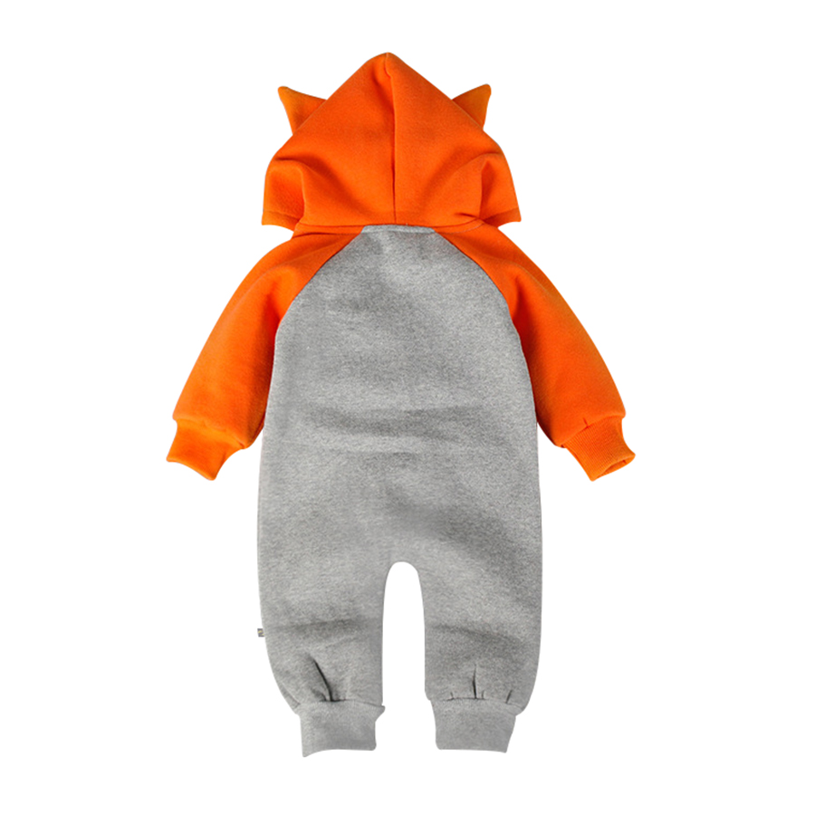 Baby Clothing Fox Bear Rompers Newborns Body Suit Kids Clothes Boy