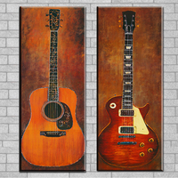 Guitar Photo Decor Full 5D classical Diamond drawing Diy Painting Mosaic Drill Resin Embroidery Needlework Cross Stitch Kits