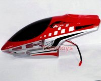 RC helicopter Skyking spare parts HCW 8501 RED Canopy Head Cover ...