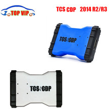 10pcs/lot  VD TCS CDP pro plus with LED 3 IN1 Full Set Diagnostic tool 2014.R3/ 2015.R1 Support More Cars New vci TCS CDP