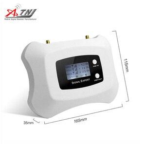 Image 4 - ¡Inteligente! Amplificador de señal móvil LTE 4G, 800mhz, repetidor, pantalla LCD, Sistema de velocidad más inteligente, Yagi, antena de bolígrafo