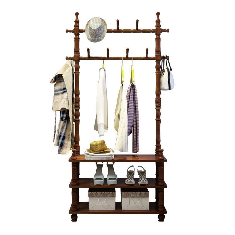 Wieszaki Na Ubrania Hat Stand Decorativos Pared Percha Kledinghangers Wood Wieszak Cabide Perchero De Pie Cintre Clothes Hanger