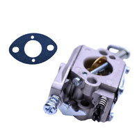 AUTO Carburetor Carb For STIHL 021 023 025 MS210 MS230 MS250 Chainsaw Walbro WT 286, Silver