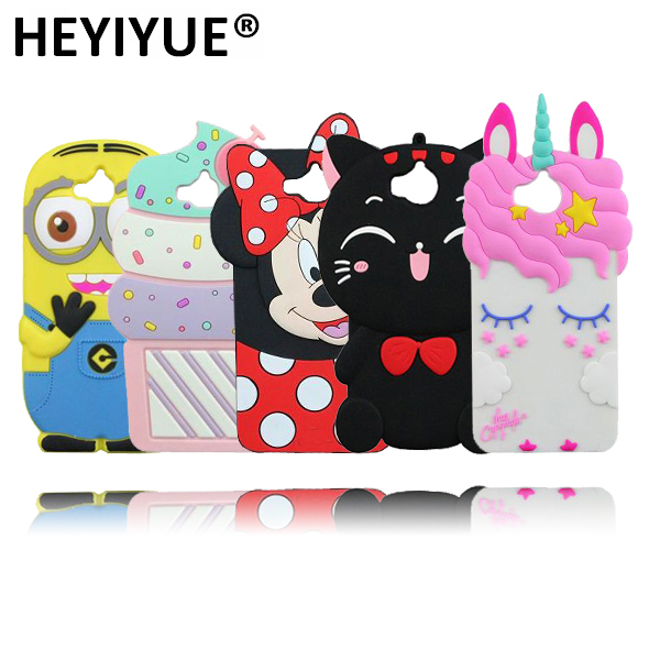 for huawei honor 4c pro cute minnie mouse ice cream minions stitch