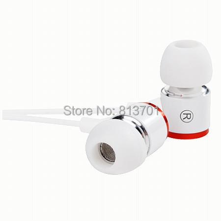Original zte nubia hi-fi estéreo blanco 3.5mm auricular auriculares in-ear mic alejado para nubia z5s/mini x6 z7 z9 z11 android