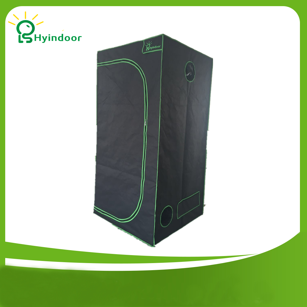 100*100*200 indoor Hydroponics Grow Tent with Reflective Mylar Non Toxic 100