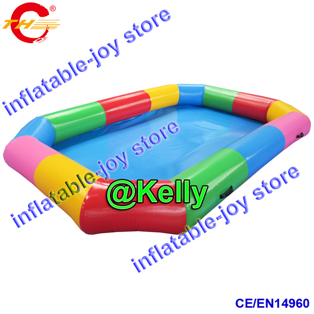 Free shipping inflatable pool for dog swimming, inflatable water ...