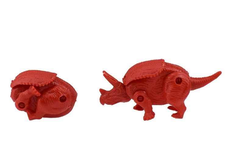 4 pçs/lote Novo Ovo de Dinossauro Ovos de Dinossauros de Brinquedo Figura de Ação Figuras Monstro Deformado Crianças Brinquedos Anime Brinquedos Animais Dragão