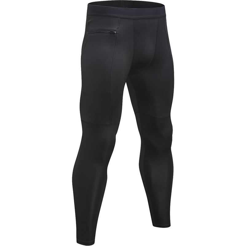 New Zipper Pocket Sport Pants For Men 2