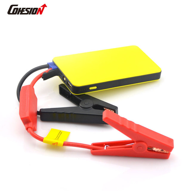 portable pwer jump starter power bank car jump start power bank for laptop 6000mAh  High Capacity Mini Emergency Battery Charger