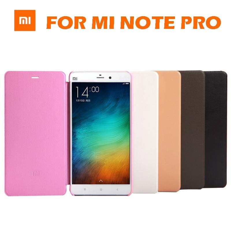 Цена за Оригинал Сяо Mi Note 5.7 Чехол Smart флип PU кожа Гибридный чехол для сяо Mi Note Pro телефон сумка