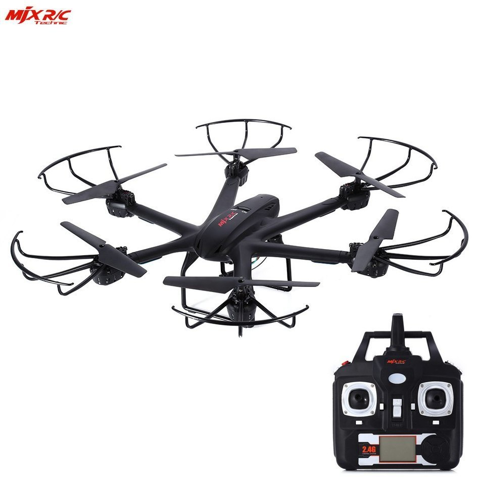 MJX X601H WiFi FPV 720P CAM Air Pressure Altitude Hold 2.4GHz / APP Control 4 Channel 6 Axis Gyro Hexacopter 3D Rollover mjx x601h wifi fpv 720p cam air pressure altitude hold 2 4ghz app control 4 channel 6 axis gyro hexacopter 3d rollover