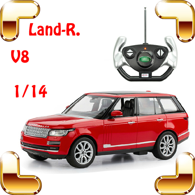 New Year Gift 1/14 LR RC SUV Car Off Road Remote Control Jeep Drive
