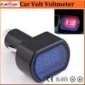 High Quality Car Styling Diagnostic Tools DC12V Digital LED Car Truck System Battery Voltmeter Voltage Gauge Volt Meter Tester