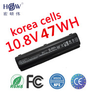HSW 47WH genius LAPTOP Battery for Compaq Presario CQ50 CQ71 CQ70 CQ61 CQ60 CQ45 CQ41 CQ40 For HP Pavilion DV4 DV5 DV6T G50 G61