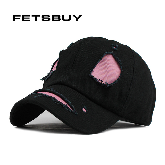 FETSBUY wholesale Spring Cotton Baseball Cap Snapback Vintage Casual Hat  Baseball Caps Brand New For Adult Casquette Cap gorras af023a0a40b