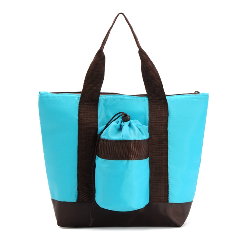 2016 New Design Insulated Lunch Tote Box Thermal Lunches