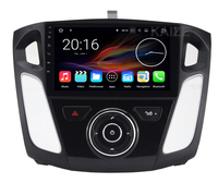 Quad Core HD1024 600 Android 4 4 4 Car DVD Player Radio For Ford Focus 3