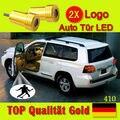 2x автомобиль логотип Призрак Тень Проектор Дверь приветствовать Лампы LED свет для Трабзонспор футбол, Галатасарай, Бешикташ JK.